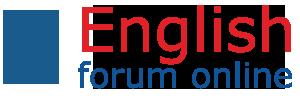 English Forum online. Курсы английского